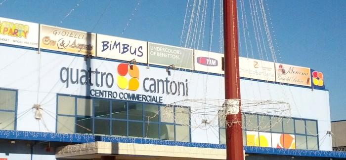 "CENTRO COMMERCIALE ""QUATTRO CANTONI"" – AQ"