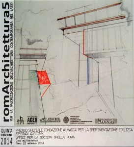 Premio Roma Architettura 2014